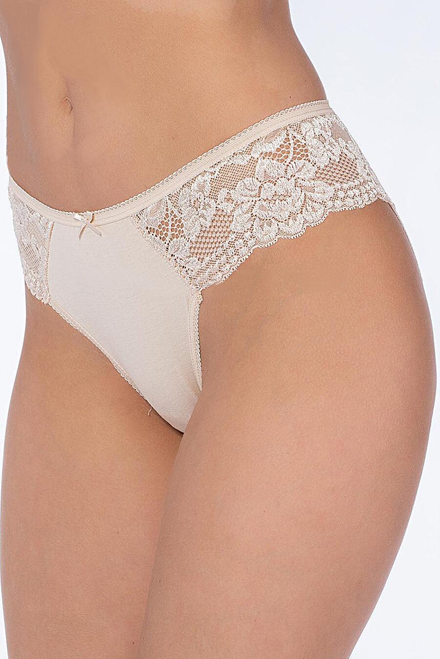 Трусы для женщин MINIMI 272785 купить оптом от производителя. Совместная покупка женской одежды в OptMoyo
