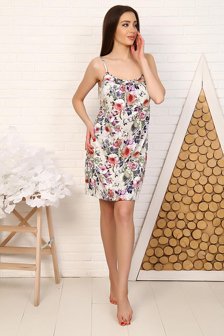 Сорочка 14536 для женщин НАТАЛИ 288655 купить оптом от производителя. Совместная покупка женской одежды в OptMoyo