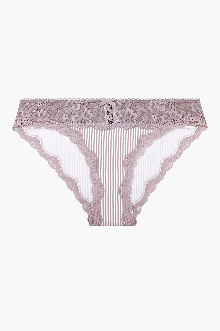Трусы для женщин INDEFINI 288787 купить оптом от производителя. Совместная покупка женской одежды в OptMoyo