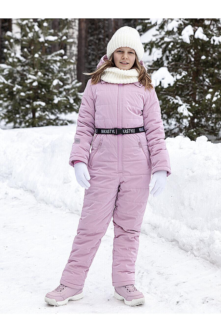 Комбинезон 8з1221 розовый NIKASTYLE (289072), купить в Moyo.moda
