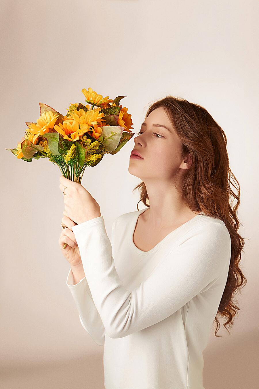 """Букет 3 ветки """"Осеннее солнце"""" MERSADA (307840), купить в Moyo.moda"""