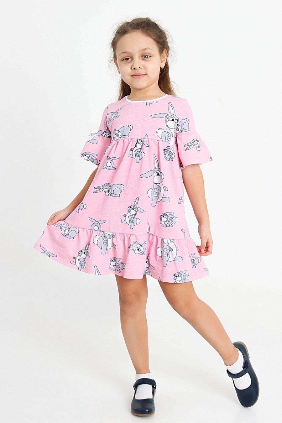 Платье Минни детское для девочек НАТАЛИ 321664 купить оптом от производителя. Совместная покупка детской одежды в OptMoyo