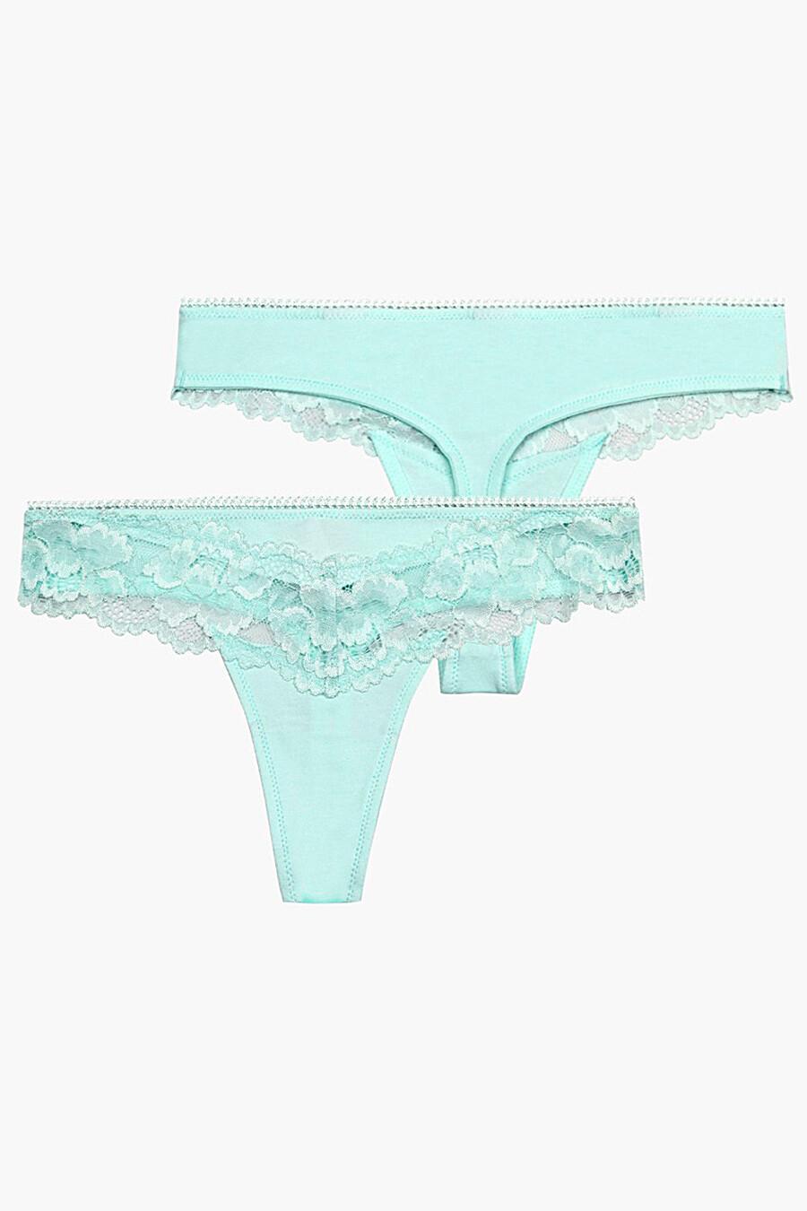 Трусы для женщин INDEFINI 321763 купить оптом от производителя. Совместная покупка женской одежды в OptMoyo