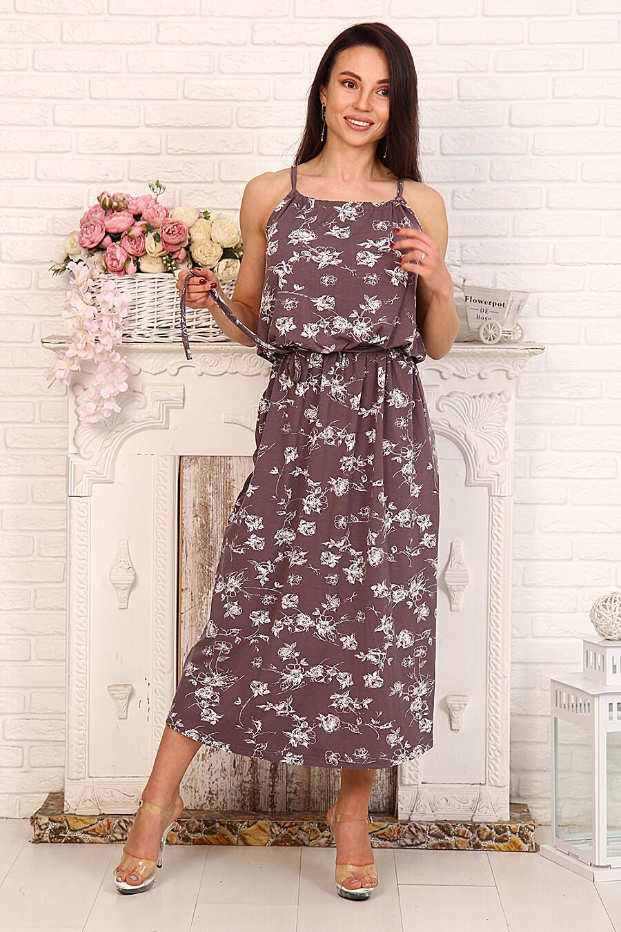 Платье 27559 для женщин НАТАЛИ 334768 купить оптом от производителя. Совместная покупка женской одежды в OptMoyo