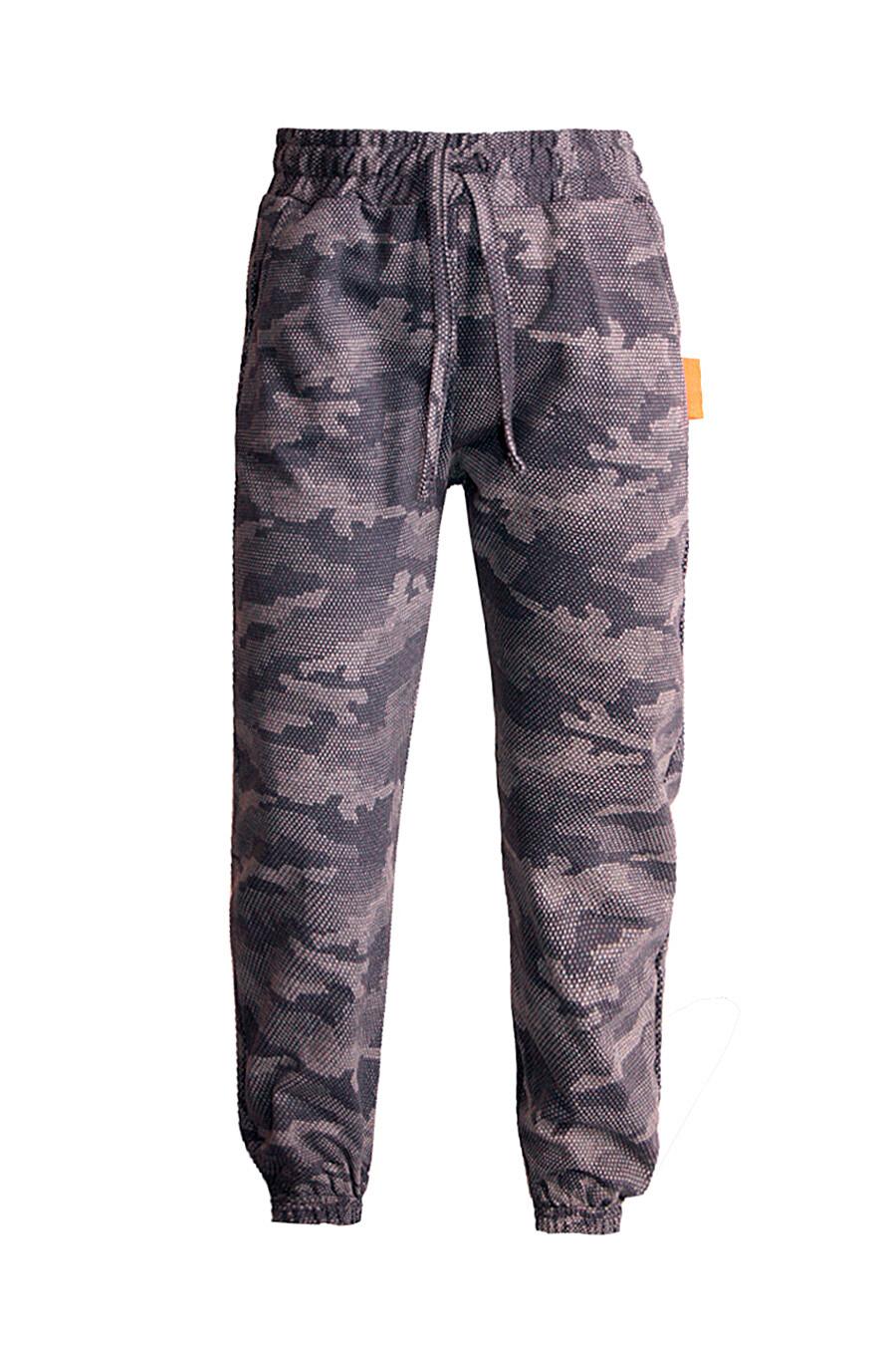 Брюки для мальчиков N.O.A. 334960 купить оптом от производителя. Совместная покупка детской одежды в OptMoyo