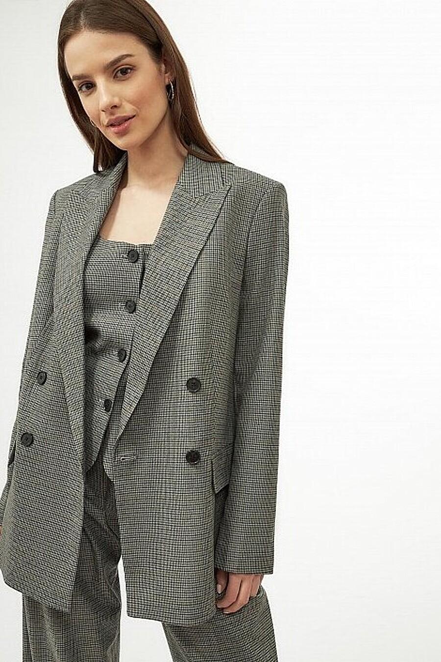 Жакет для женщин CALISTA 348439 купить оптом от производителя. Совместная покупка женской одежды в OptMoyo