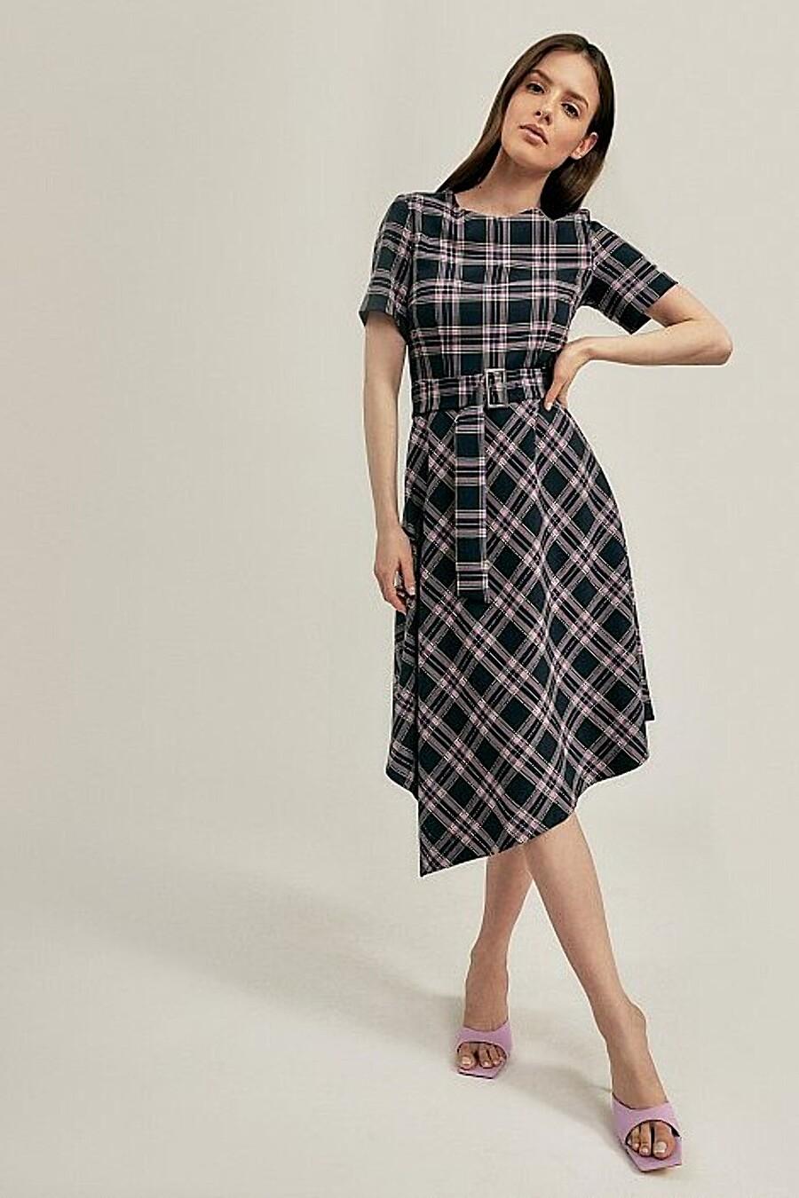 Платье для женщин CALISTA 348445 купить оптом от производителя. Совместная покупка женской одежды в OptMoyo