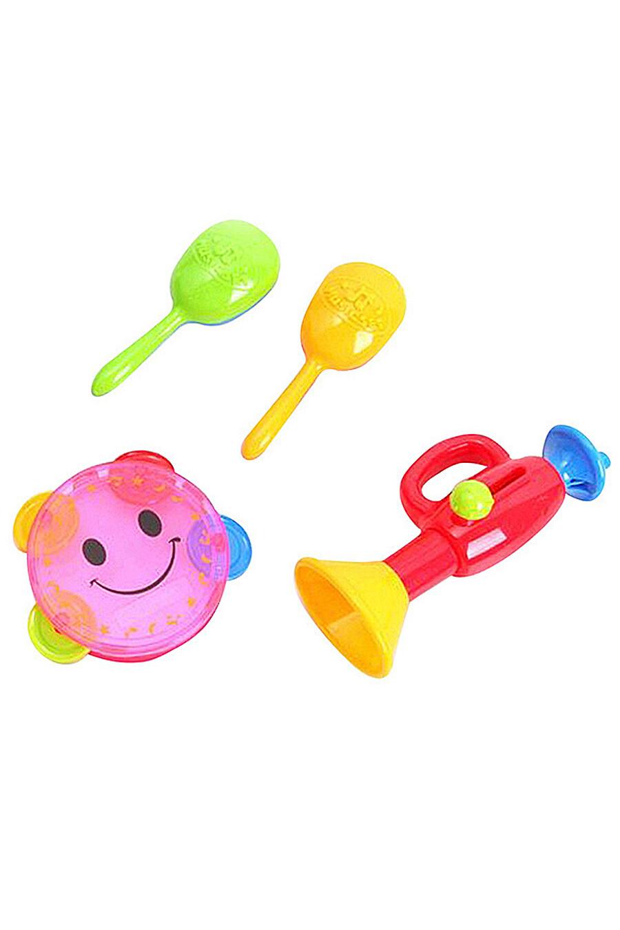 Набор музыкальных инструментов для детей BONNA 348511 купить оптом от производителя. Совместная покупка игрушек в OptMoyo