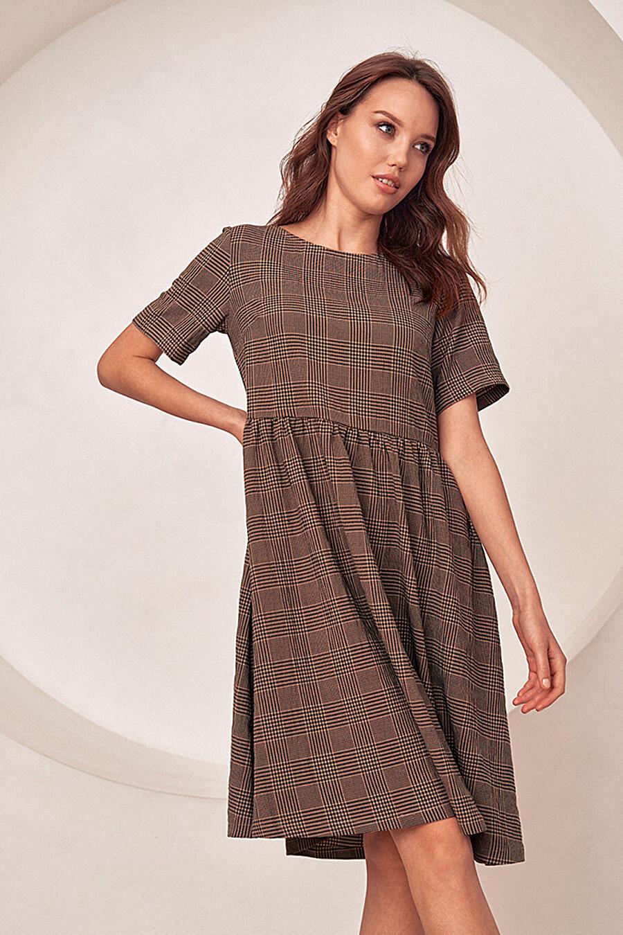 Платье для женщин DELIA 649099 купить оптом от производителя. Совместная покупка женской одежды в OptMoyo