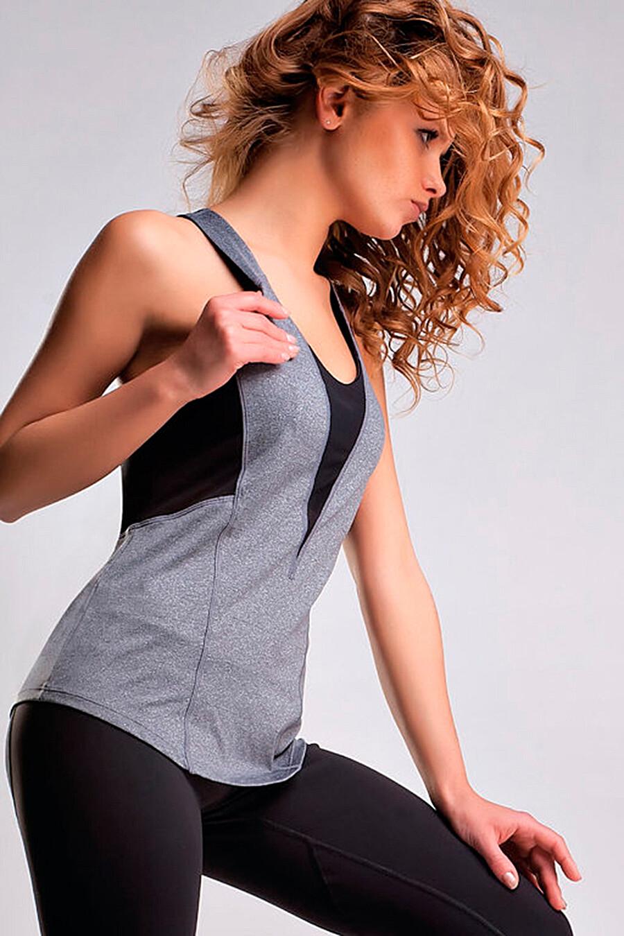 Майка для женщин OPIUM 649162 купить оптом от производителя. Совместная покупка женской одежды в OptMoyo