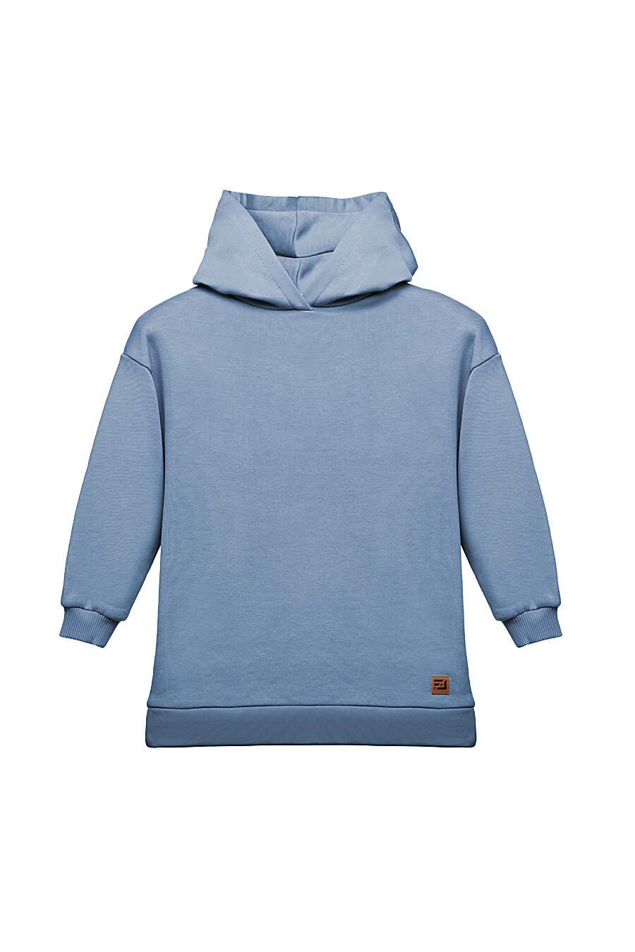 Худи для девочек EZANNA 649342 купить оптом от производителя. Совместная покупка детской одежды в OptMoyo