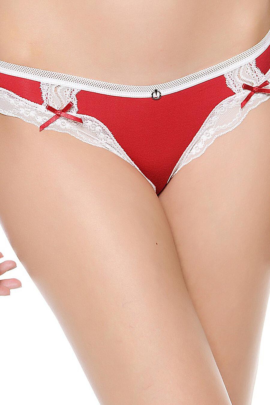 Трусы для женщин OPIUM 649375 купить оптом от производителя. Совместная покупка женской одежды в OptMoyo
