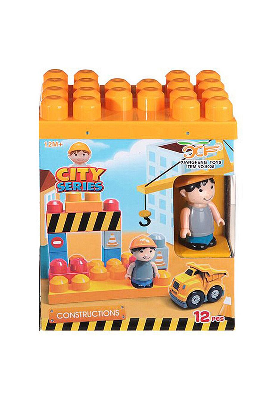 Конструктор  для детей BONNA 655216 купить оптом от производителя. Совместная покупка игрушек в OptMoyo
