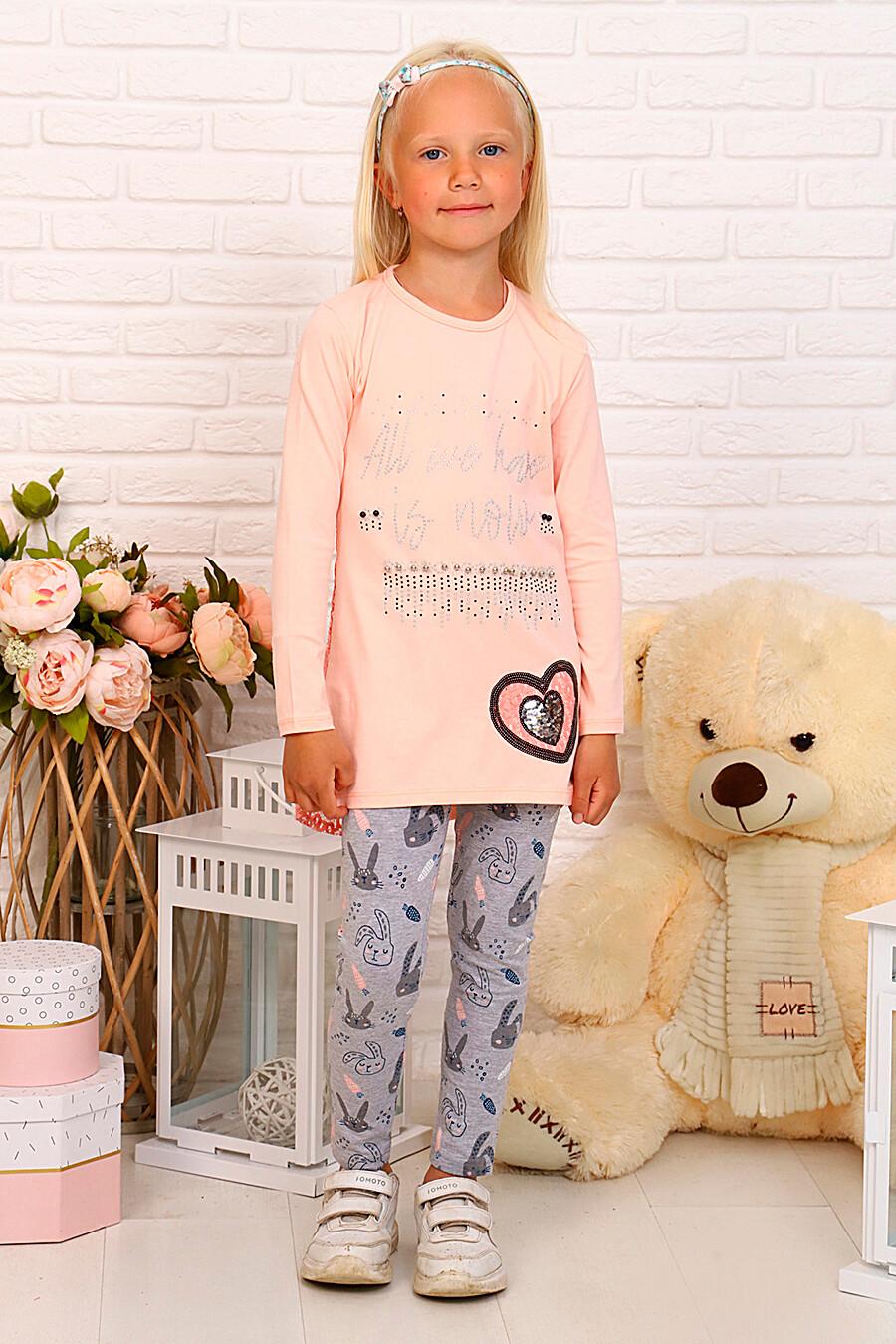 Туника для девочек SOFIYA37 667954 купить оптом от производителя. Совместная покупка детской одежды в OptMoyo