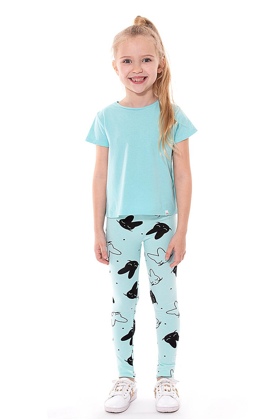 Легинсы для девочек ROXY FOXY 668035 купить оптом от производителя. Совместная покупка детской одежды в OptMoyo