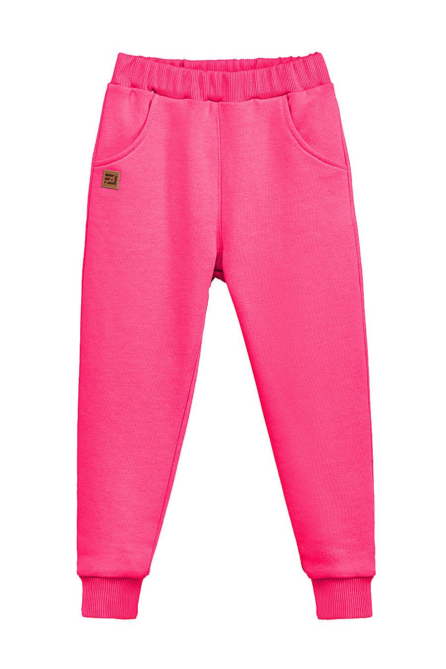 Брюки для девочек EZANNA 668059 купить оптом от производителя. Совместная покупка детской одежды в OptMoyo