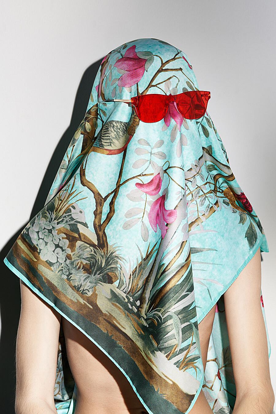 """Платок """"Райский сад"""" Nothing Shop (668101), купить в Moyo.moda"""