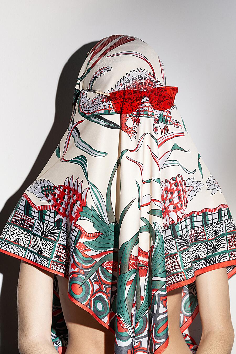 """Платок """"Африканская королева"""" Nothing Shop (668122), купить в Moyo.moda"""