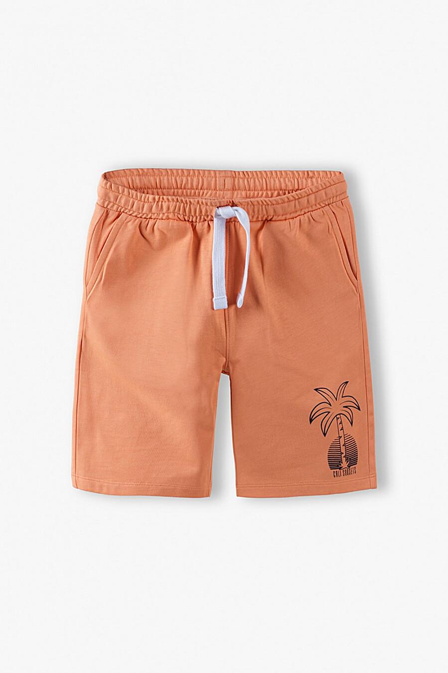 Шорты для мальчиков 5.10.15 668578 купить оптом от производителя. Совместная покупка детской одежды в OptMoyo