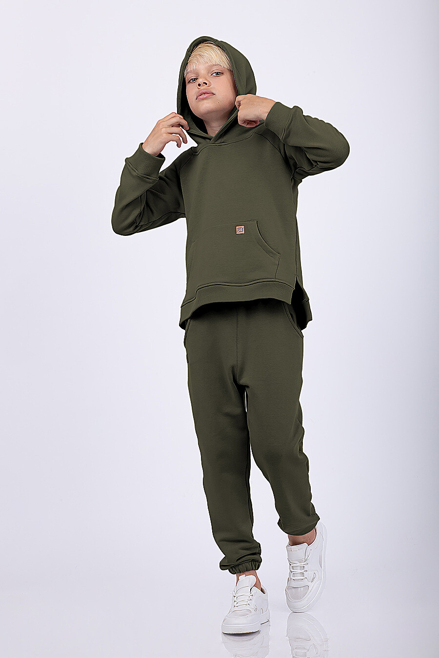 Брюки для мальчиков EZANNA 682372 купить оптом от производителя. Совместная покупка детской одежды в OptMoyo