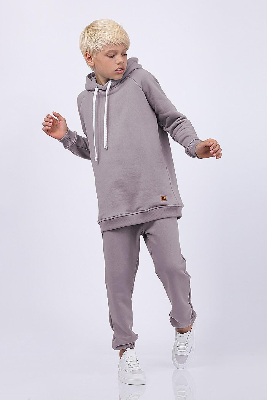 Брюки для мальчиков EZANNA 682378 купить оптом от производителя. Совместная покупка детской одежды в OptMoyo