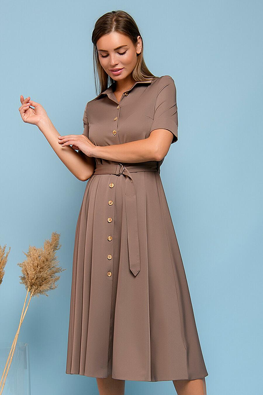Платье для женщин 1001 DRESS 682447 купить оптом от производителя. Совместная покупка женской одежды в OptMoyo