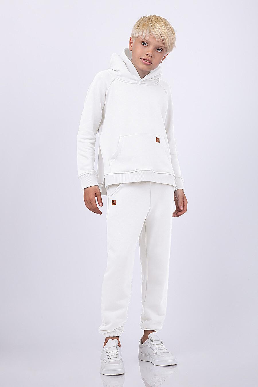 Костюм(Худи+Брюки) для мальчиков EZANNA 682561 купить оптом от производителя. Совместная покупка детской одежды в OptMoyo