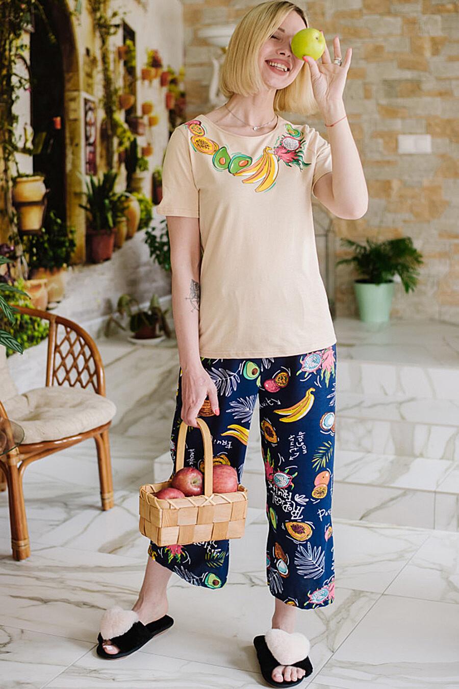 Пижама для женщин ALTEX 682687 купить оптом от производителя. Совместная покупка женской одежды в OptMoyo