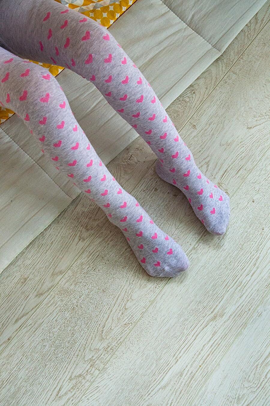 Колготки Любовь детские для девочек НАТАЛИ 683254 купить оптом от производителя. Совместная покупка детской одежды в OptMoyo