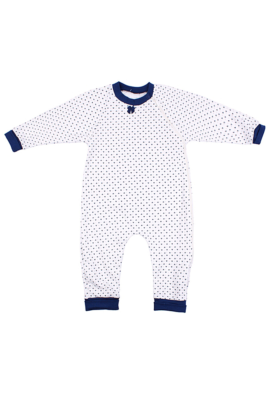Комбинезон для девочек АПРЕЛЬ 699919 купить оптом от производителя. Совместная покупка детской одежды в OptMoyo