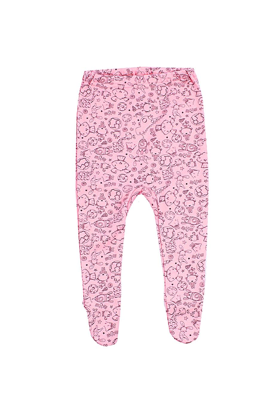 Ползунки для девочек АПРЕЛЬ 699931 купить оптом от производителя. Совместная покупка детской одежды в OptMoyo