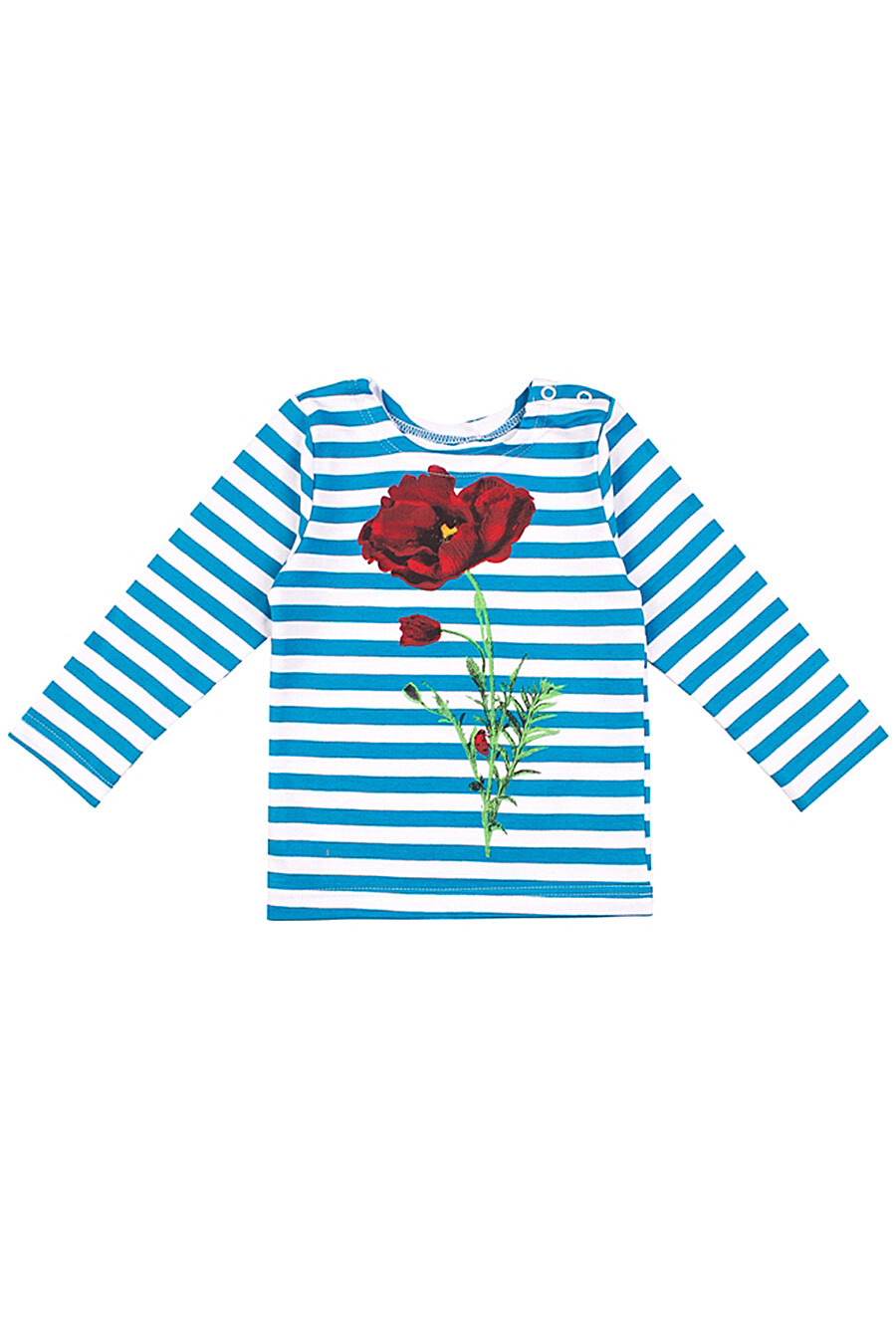 Джемпер для девочек АПРЕЛЬ 699946 купить оптом от производителя. Совместная покупка детской одежды в OptMoyo