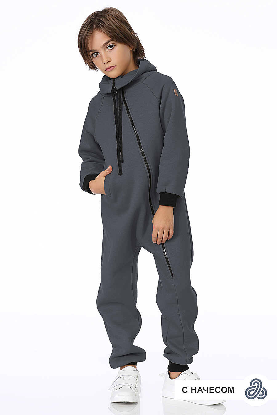 Комбинезон для мальчиков EZANNA 700774 купить оптом от производителя. Совместная покупка детской одежды в OptMoyo