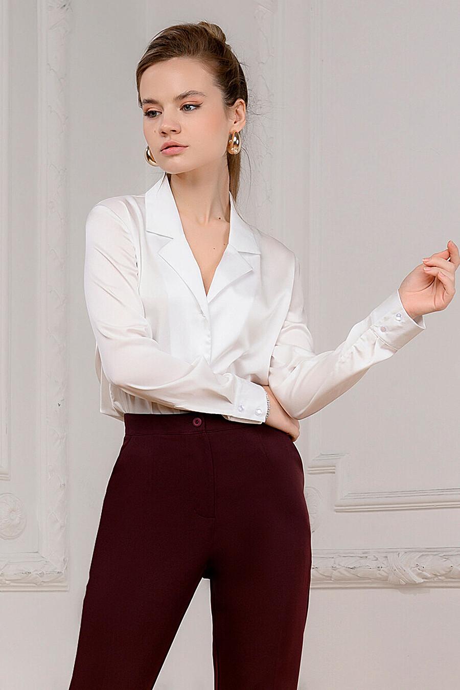 Брюки для женщин 1001 DRESS 707398 купить оптом от производителя. Совместная покупка женской одежды в OptMoyo