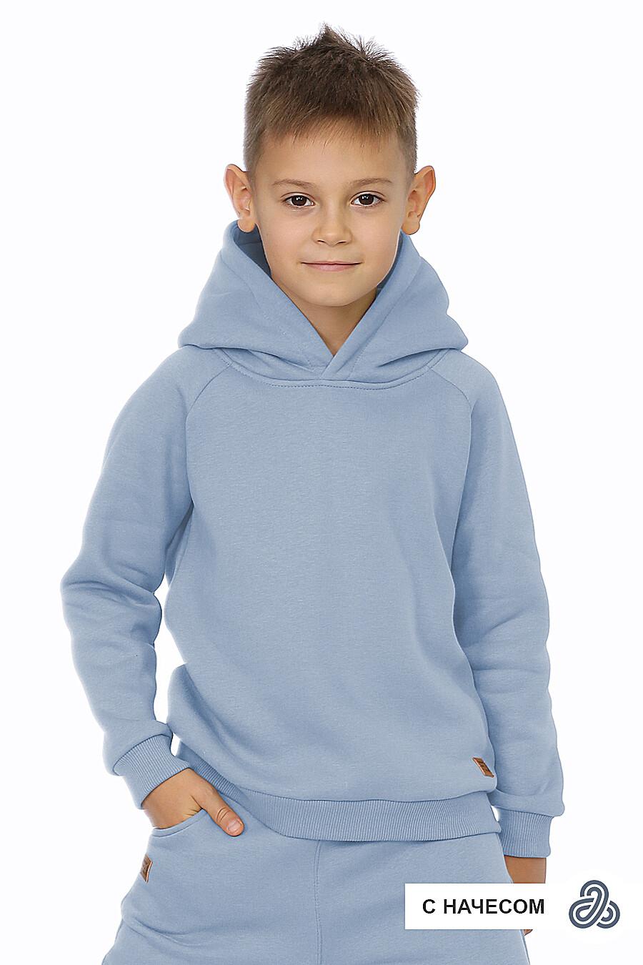 Худи для мальчиков EZANNA 707575 купить оптом от производителя. Совместная покупка детской одежды в OptMoyo