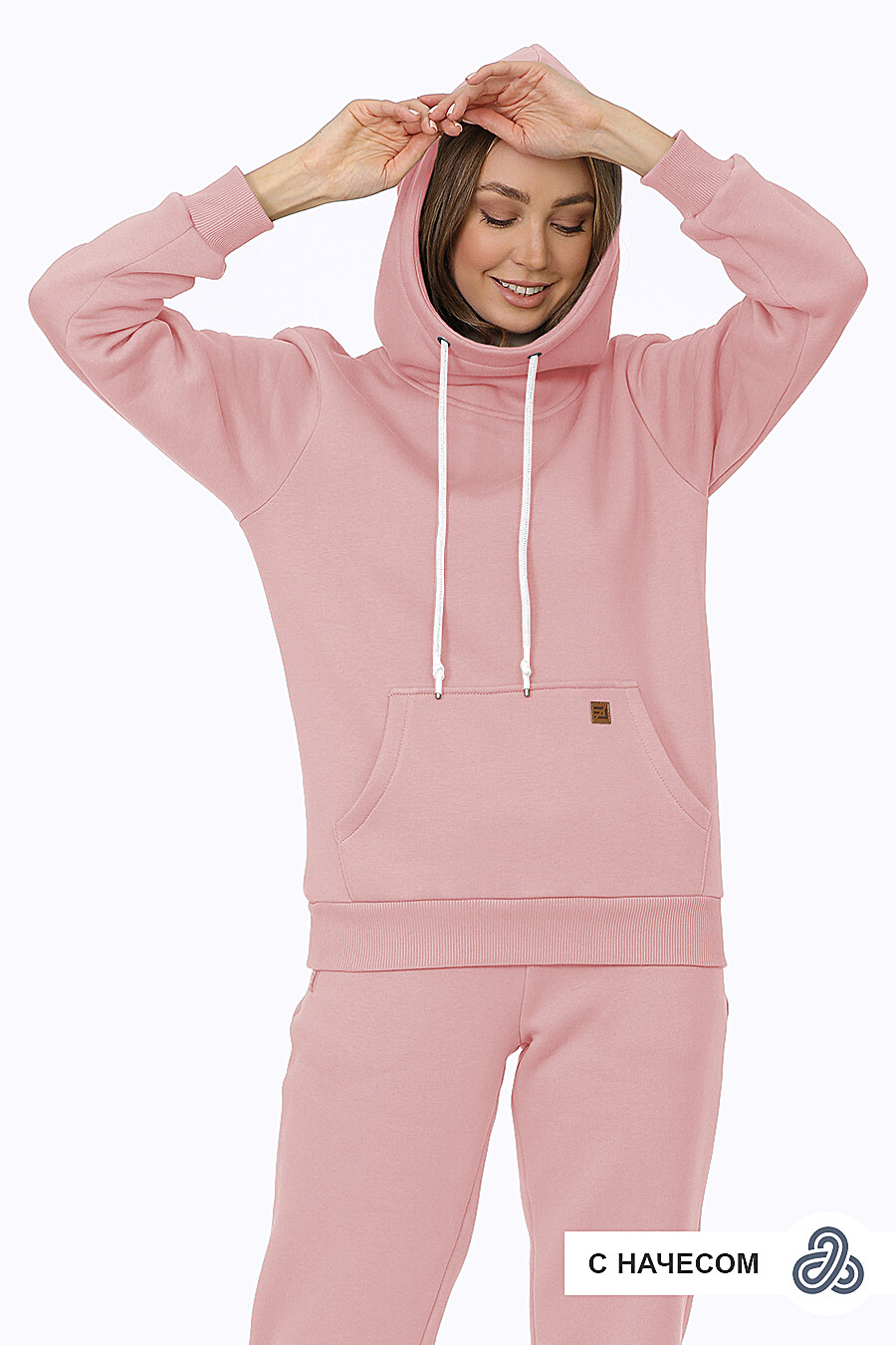 Худи для женщин EZANNA 707878 купить оптом от производителя. Совместная покупка женской одежды в OptMoyo