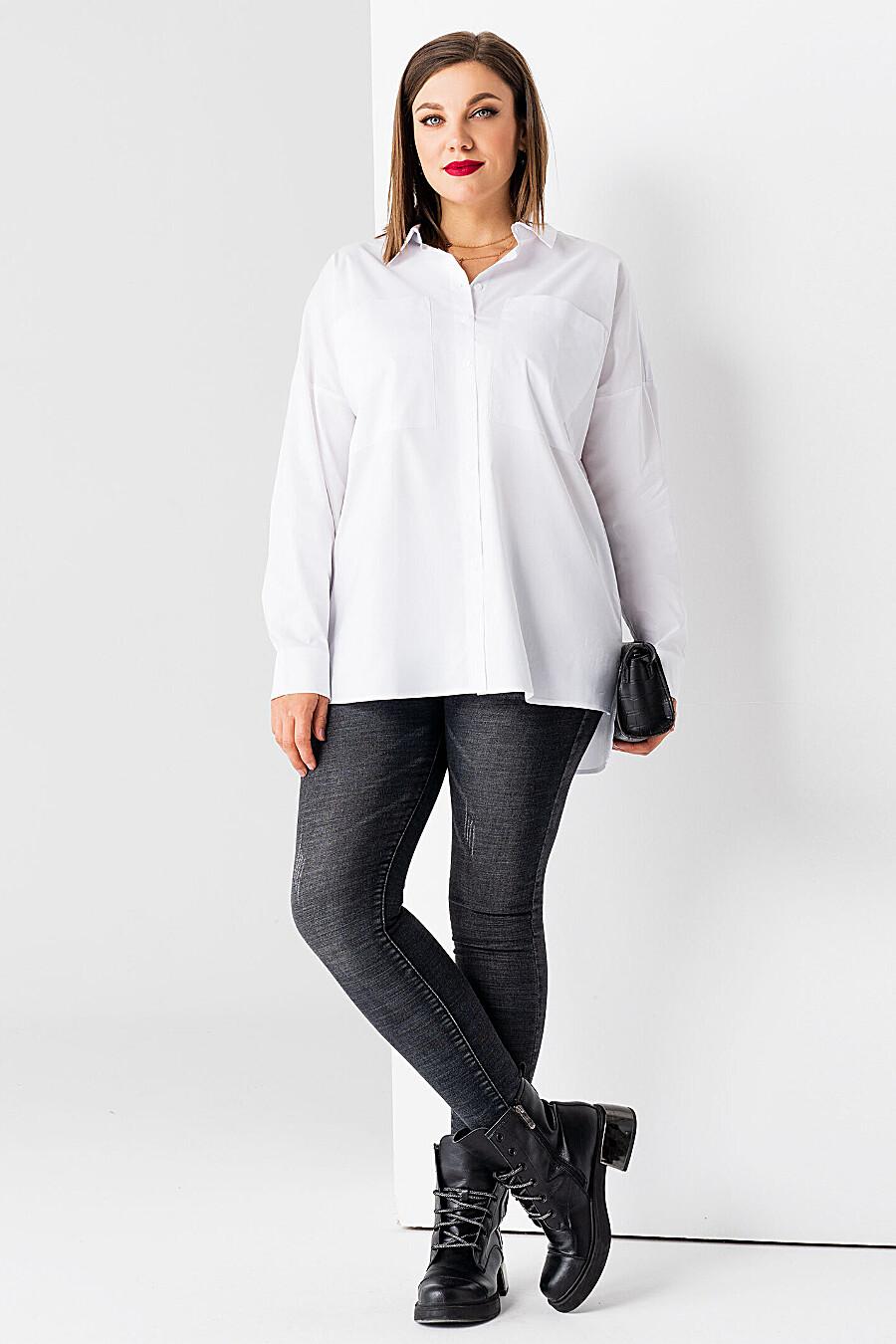 Блуза для женщин PANDA 708643 купить оптом от производителя. Совместная покупка женской одежды в OptMoyo