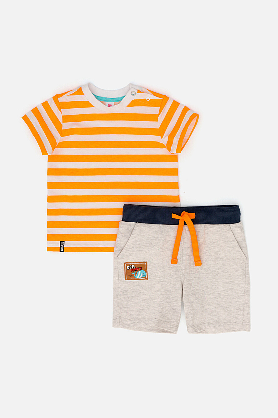 Комплект (шорты + футболка) #80865