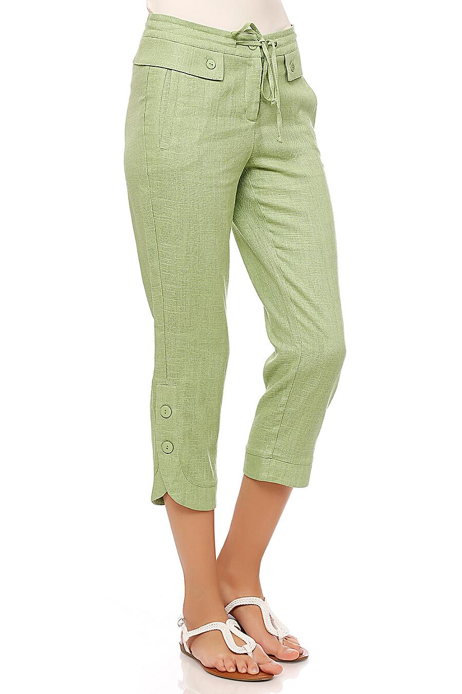 Капри для женщин AM One 90532 купить оптом от производителя. Совместная покупка женской одежды в OptMoyo